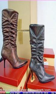 Boots and Shoes- screenshot thumbnail