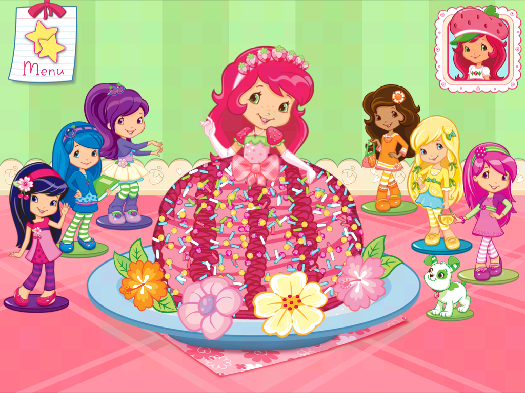 Strawberry Shortcake Bake Shop - Android Apps on Google Play