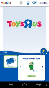 "Toys""R""Us France screenshot 1"