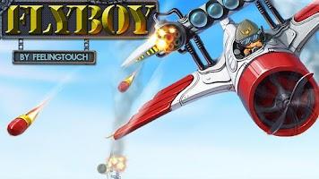 Screenshot of Fly Boy