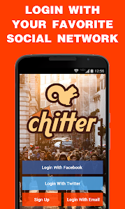 Chitter Social Rewards & Deals screenshot 0