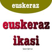Euskeraz ikasi tablet edition