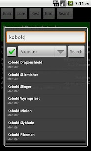KSheet Pro - DnD 4e - screenshot thumbnail