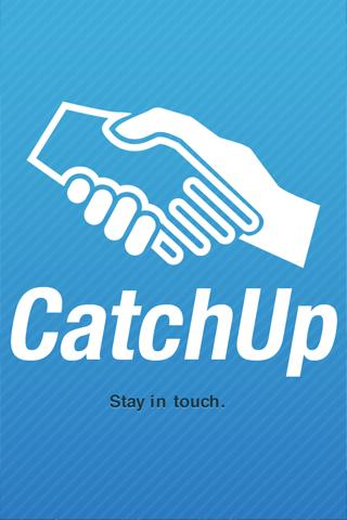 CatchUp - screenshot