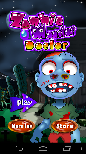 Zombie Nose Doctor
