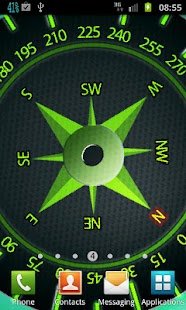 Easy Compass Live Wallpaper- screenshot thumbnail