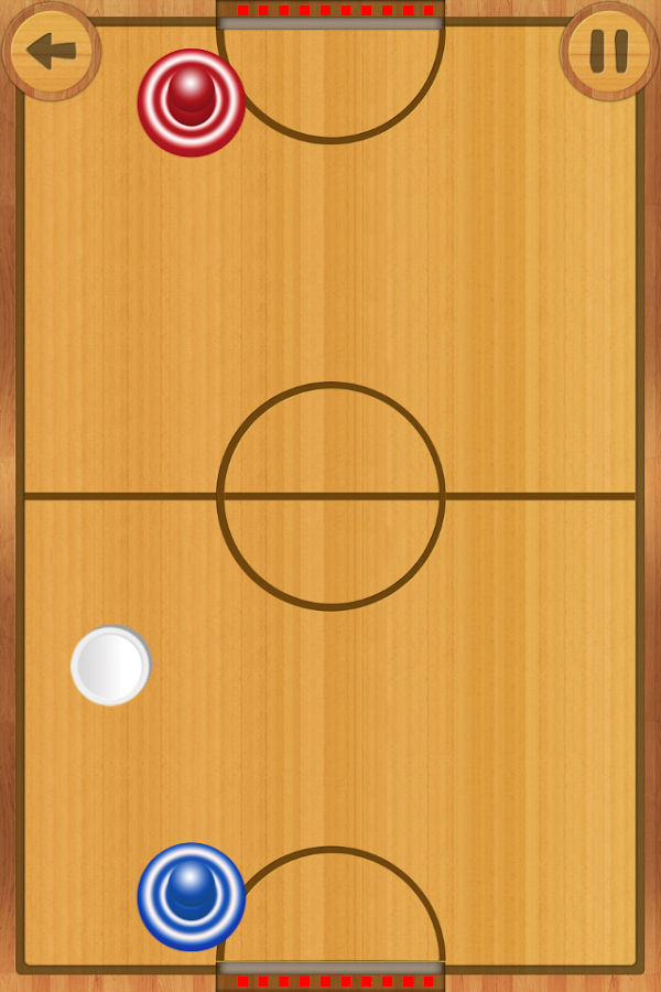 Air Hockey- screenshot