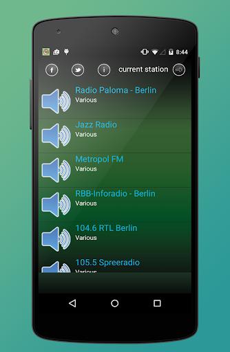 Radios of Germany