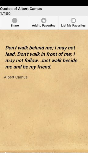 Quotes of Albert Camus