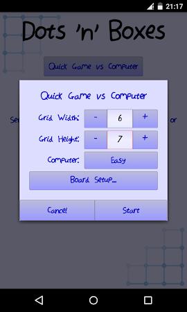 Dots and Boxes / Squares 2.2.0 screenshot 303512