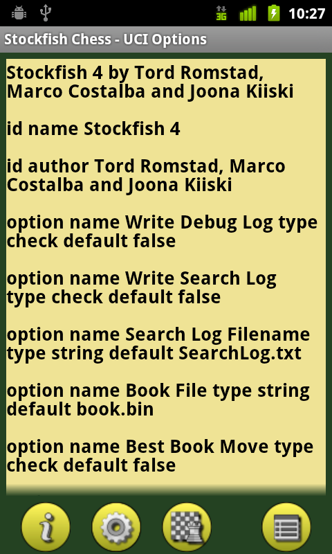 Stockfish Chess - screenshot