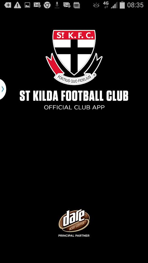 St Kilda Official App - screenshot