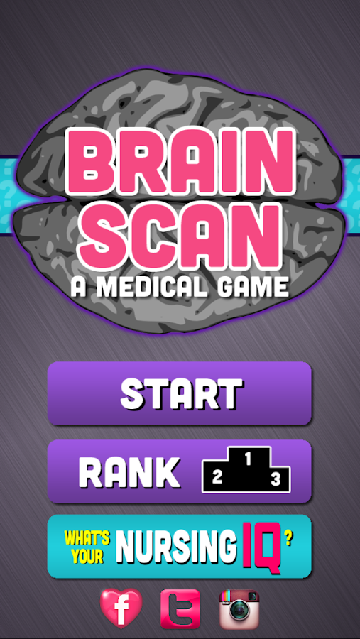 Brain Scan: A Medical Game- screenshot