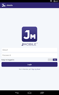 JMobile- screenshot thumbnail