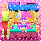 Newborn fashion baby games