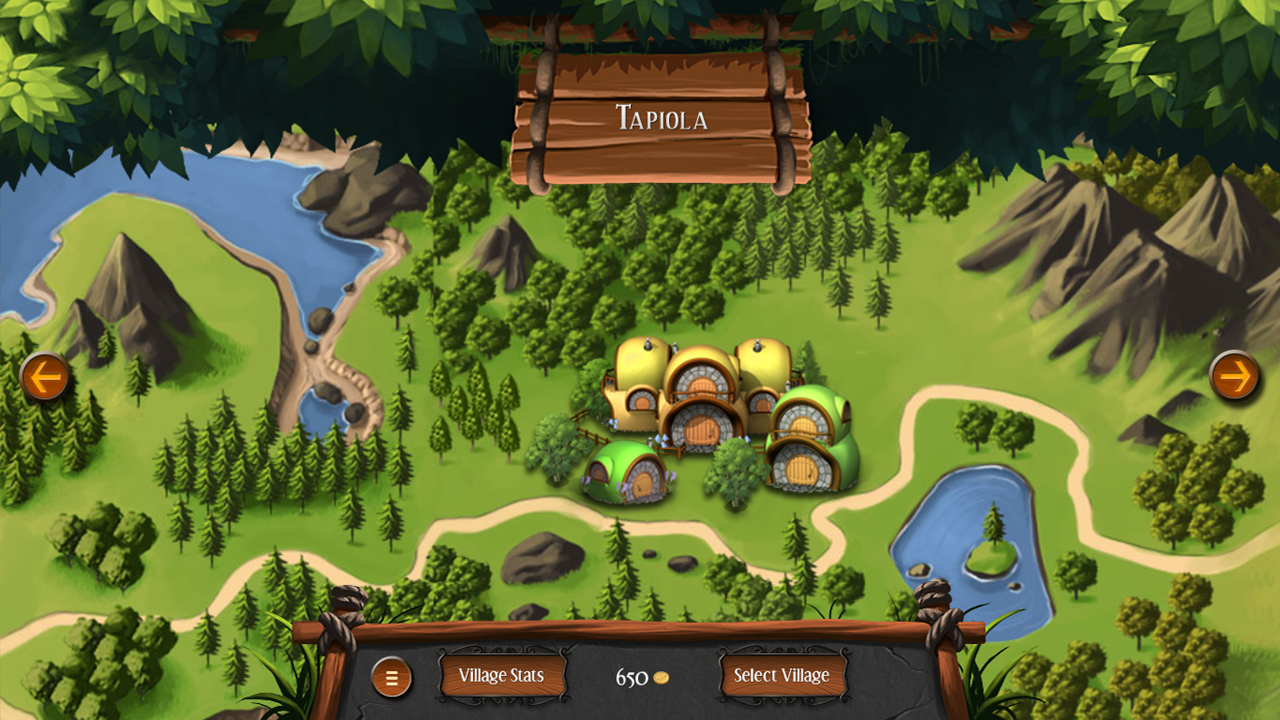 Heroes of Kalevala Free - screenshot