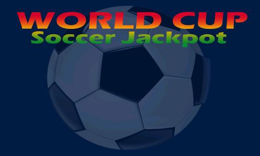 World Cup Jackpot- FREE Slots