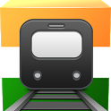 Indian Railways train enquiry icon