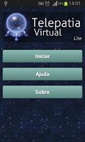 Screenshot of Virtual Telepathy Lite