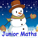 Third Grade Summer Math Junior logo