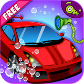 Little Car Wash - Fun Games