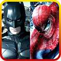 Batman VS Spiderman Wallpaper icon