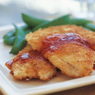 Sweet-and-Sour Panfried Sole.