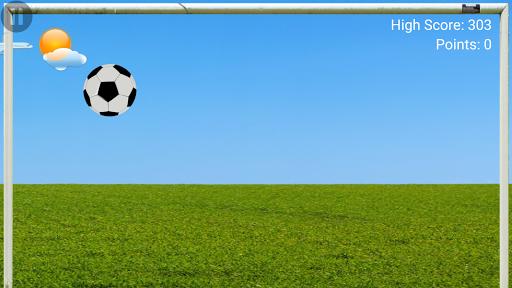 Stop The Balls Goalkeeper