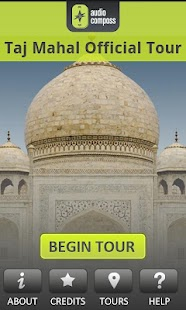 Taj Mahal Official Tour - screenshot thumbnail