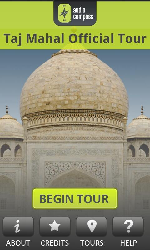 Taj Mahal Official Tour - screenshot