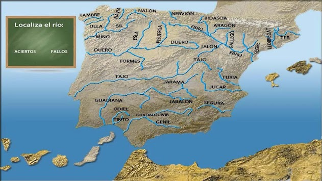 a description of the geography of spain Kids learn about the geography of spain the history, capital, flag, climate, terrain, people, economy, and population.