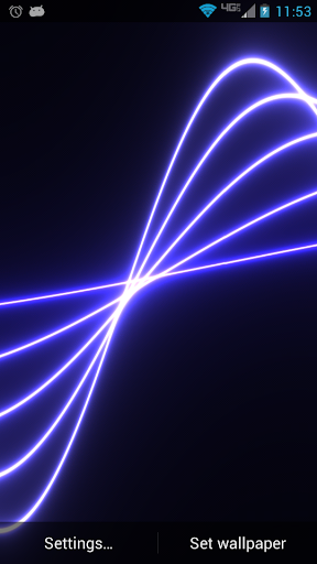 Sine Wave Live Wallpaper Free