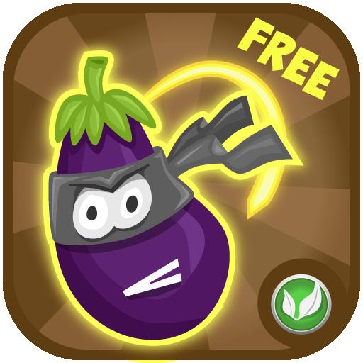 Veggie KungFu FreeKids game