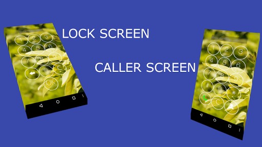 Caller Dialer With Screen Lock