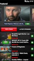 Screenshot of PokerStars TV