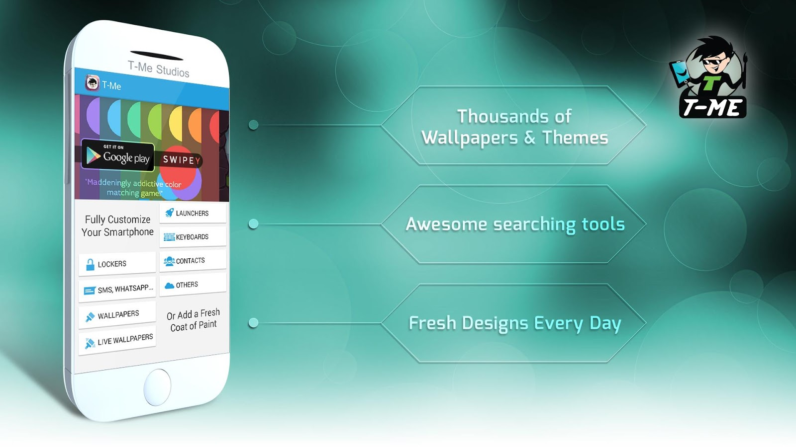 Themes in google play - Timmy Themes Wallpapers Screenshot