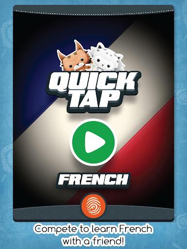 Quick Tap French - Fingerprint