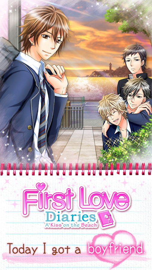 First Love Diaries - screenshot