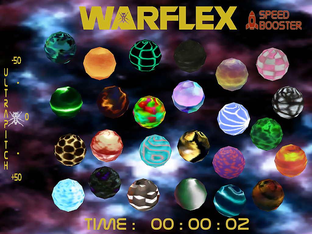 Warflex Gold- screenshot