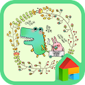 Alligator dodol launcher theme