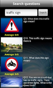 Driving Theory Test FREE - screenshot thumbnail