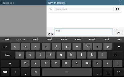 Google Hindi Input Screenshot 3