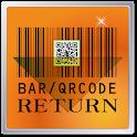 Barcode(QRCode) Server check icon