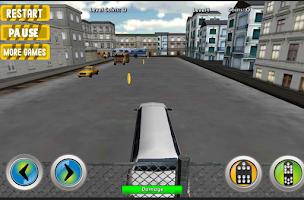 Screenshot of Duty City limousine Parking