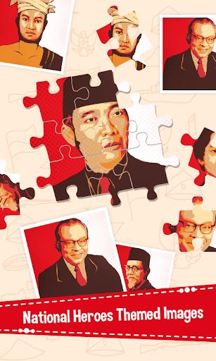 Jigsaw Pahlawan Indonesia