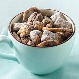 Chocolate Coffee Toffee Chex® Mix.