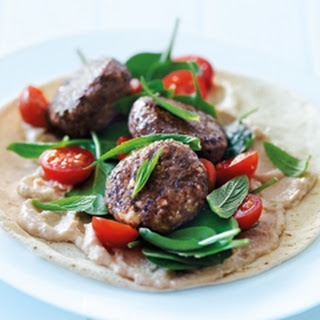Greek-inspired Lamb Meatballs