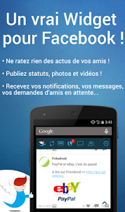 Likeview Widget for Facebook Capture d'écran