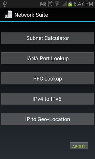 Network Suite