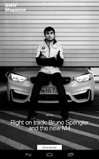 BMW Magazine - screenshot thumbnail